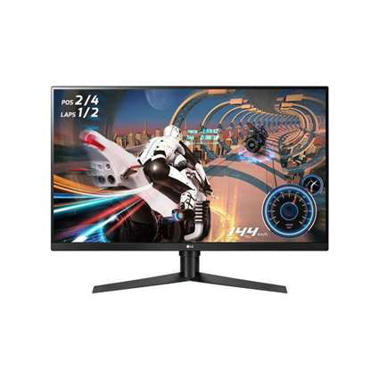 LG 32GK850F-B 32 Inch QHD VA Gaming Monitor