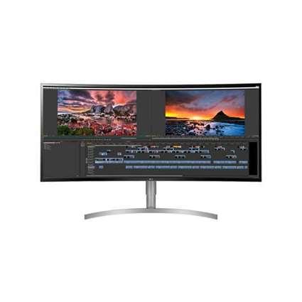 LG 38WK95C-W 38 Inch QHD IPS Monitor
