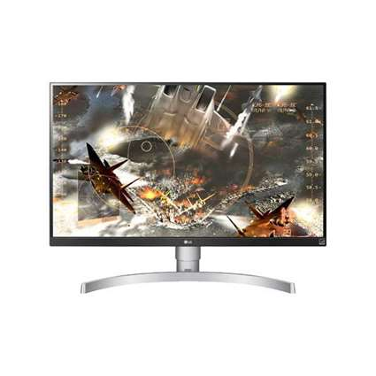 LG 27UK650-W 27 Inch 4K IPS Monitor