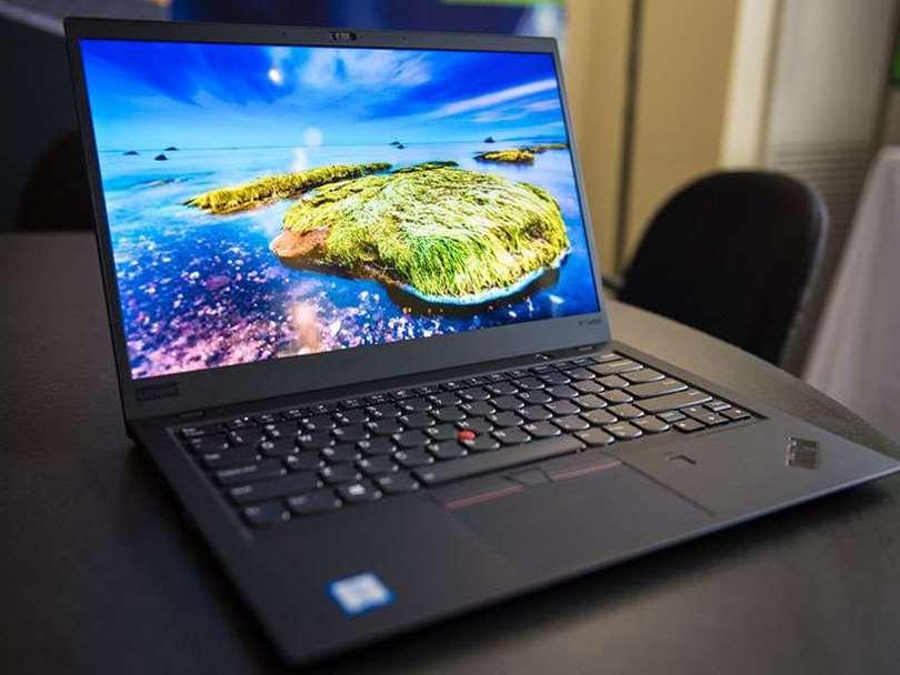 نسخه باریک و سبک ThinkPad X1 Carbon و ThinkPad X1 Yoga رونمایی شد