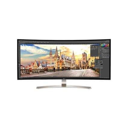 LG 38UC99-W 38 Inch WQHD+ IPS Monitor