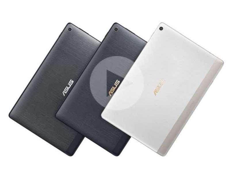 تماشا کنید: جعبه گشایی تبلت ایسوس  Zenpad 10 Z301ML