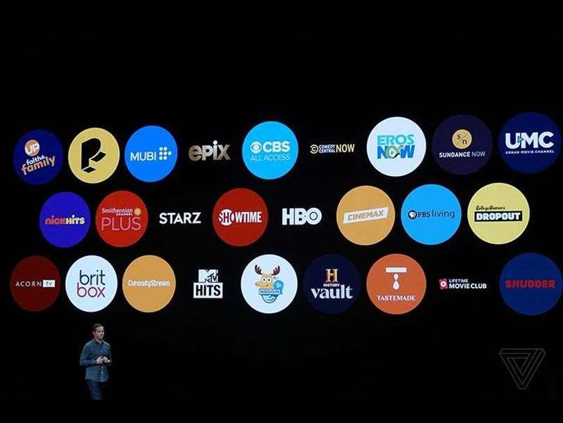 اپل سرویس Apple TV Plus را معرفی کرد