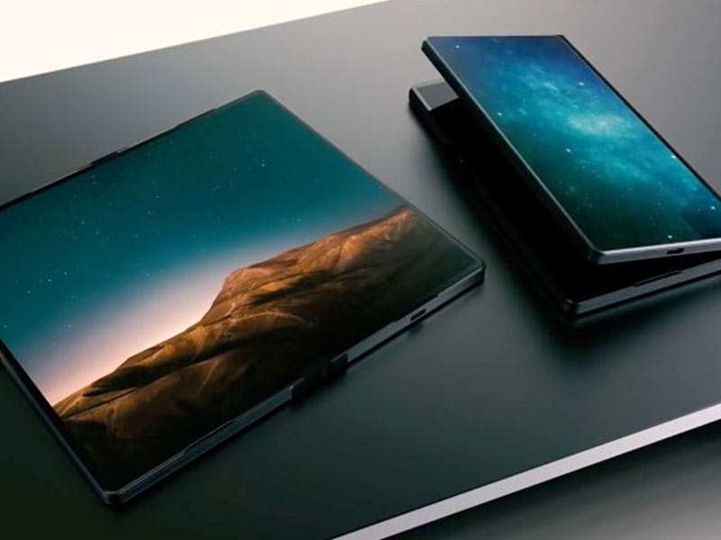 گوشی تاشو مایکروسافت احتمالاً با لولای 360 درجه به بازار میآید