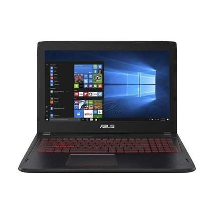 Asus FX502VE i7 7700HQ 16GB 1TB 4GB FHD