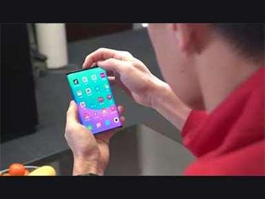 گوشی MI MIX 4 میتواند گوشی تاشو شیائومی با دوربین ۶۰ مگاپیکسلی باشد