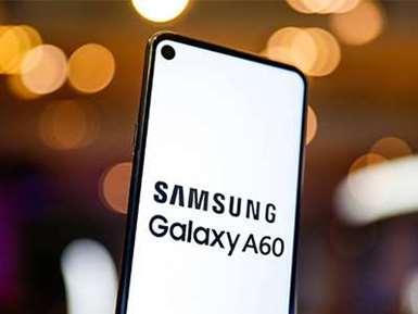 سامسونگ دو گوشی گلکسی A60 و A40s را در چین رونمایی کرد