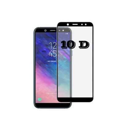 Samsung Galaxy A6 (SM-A600) 10D Edge To Edge Glass