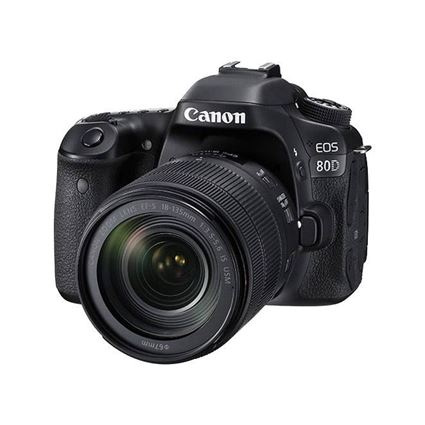 Canon EOS 80D 18-135 Nano Digital Camera