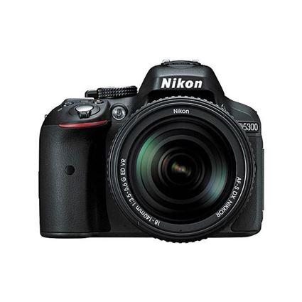Nikon D5300 18-140mm VR Lens Kit Digital Camera