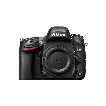 Nikon D610 Body Digital Camera