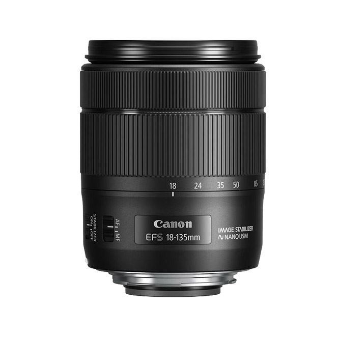 Canon EF-S 18-135mm IS USM Lens