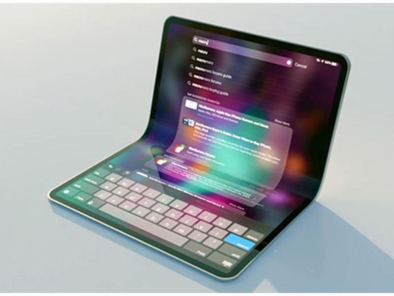 اپل تا سال آینده یک آیپد منعطف 5G عرضه میکند
