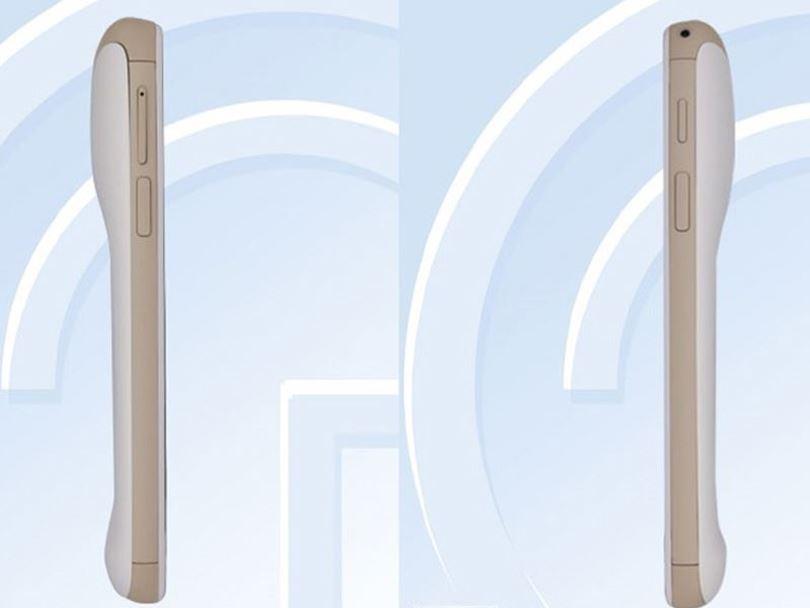 گوشی هایسنس NX با طراحی نامتعارف و یک باتری بزرگ در راه است