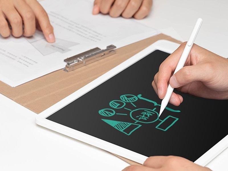 شیائومی تبلت نقاشی دیجیتال LCD میجیا با حداکثر ۳۶۵ روز عمر باتری را کرادفاند کرد