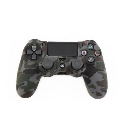 Playstation Green Controller Cover