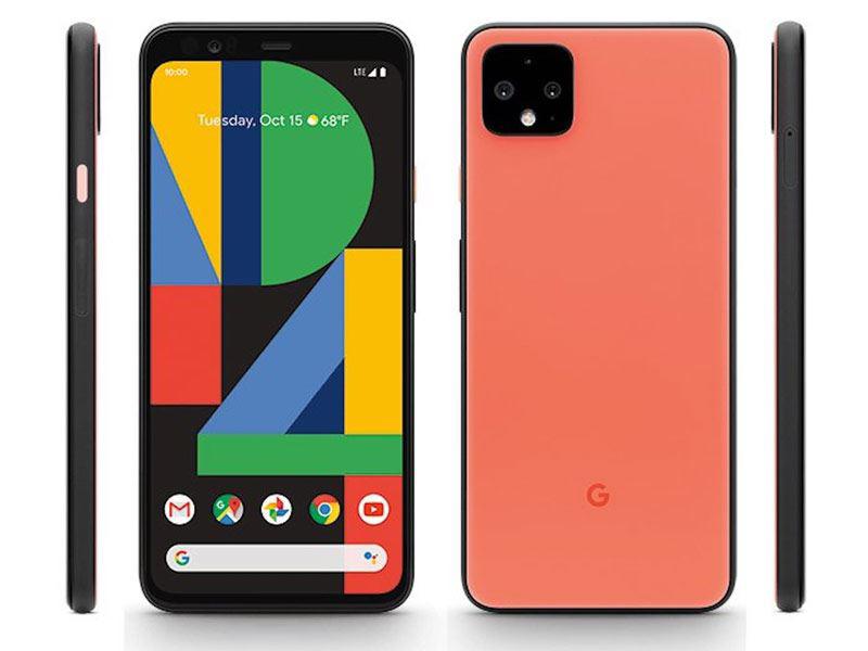گوگل از گوشیهای پیکسل ۴ و پیکسل ۴ ایکسال رونمایی کرد
