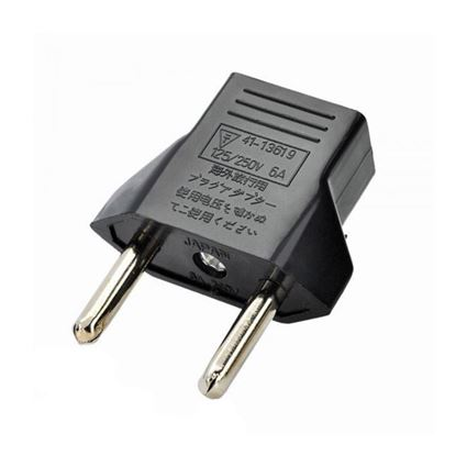 US to EU Europe Travel Adapter
