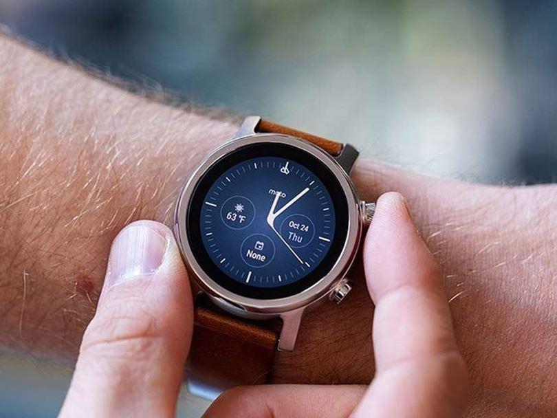 نسل جدید ساعت هوشمند موتو ۳۶۰ رونمایی شد