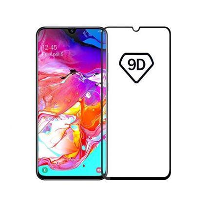 Samsung Galaxy A70 9D Edge To Edge Glass