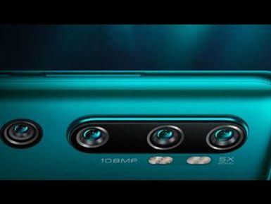گوشی شیائومی می نوت 10 پرو با دوربین 108 مگاپیکسلی عرضه میشود