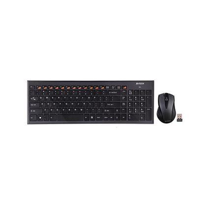 A4Tech 9500F Wireless Mouse & Keyboard
