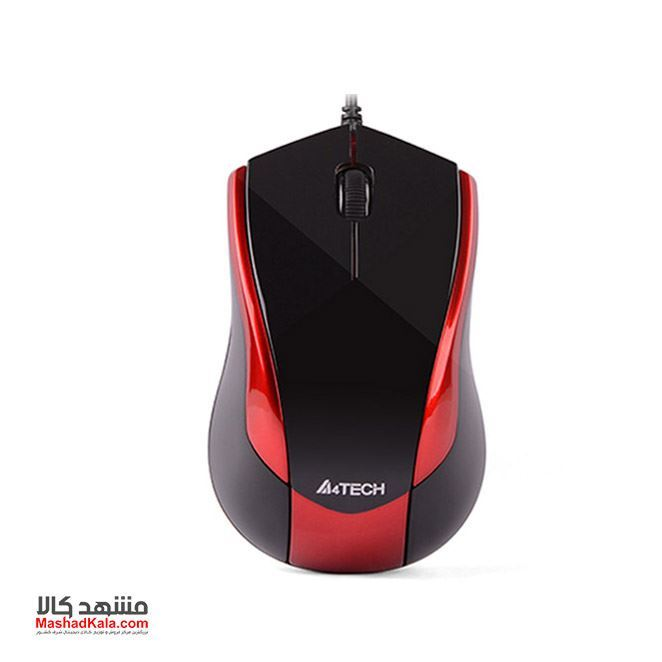 A4Tech N-400 Wired Mouse