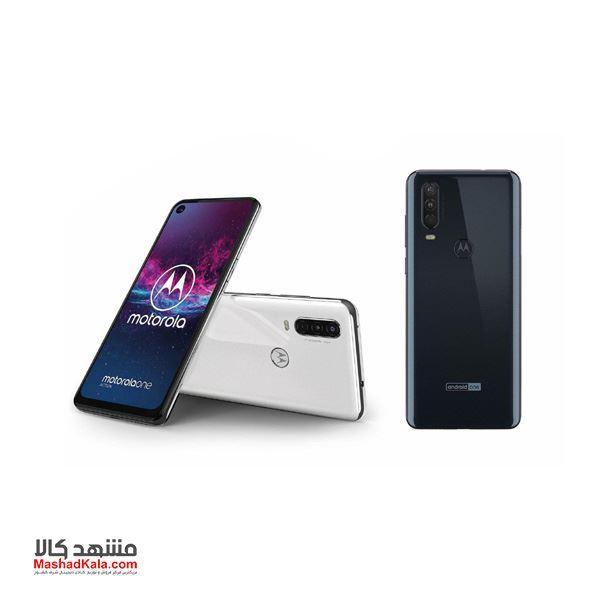 Motorola One Action 4GB 128GB Dual Sim Mobile Phone