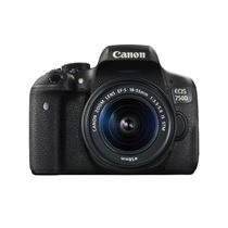 Canon EOS 750D Kit 18-55mm f/3.5-5.6 IS STM Digital Camera