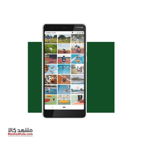Nokia 3.1 C 2GB 32GB Single Sim Mobile Phone