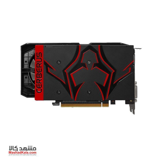 Asus Cerberus GTX1050 O2GD5 2GB GDDR5 Graphics Card