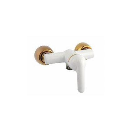 Venezia Jenova White Gold Toilet