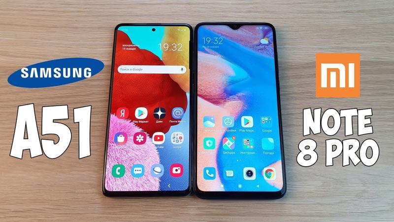 مقایسه ی 6 گوشی میان رده