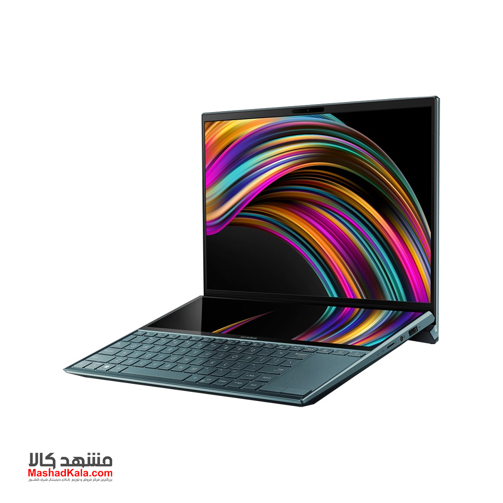 Asus ZenBook Duo UX481