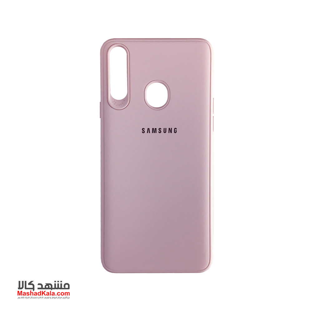 Silicone Cover For Samsung Galaxy A20S
