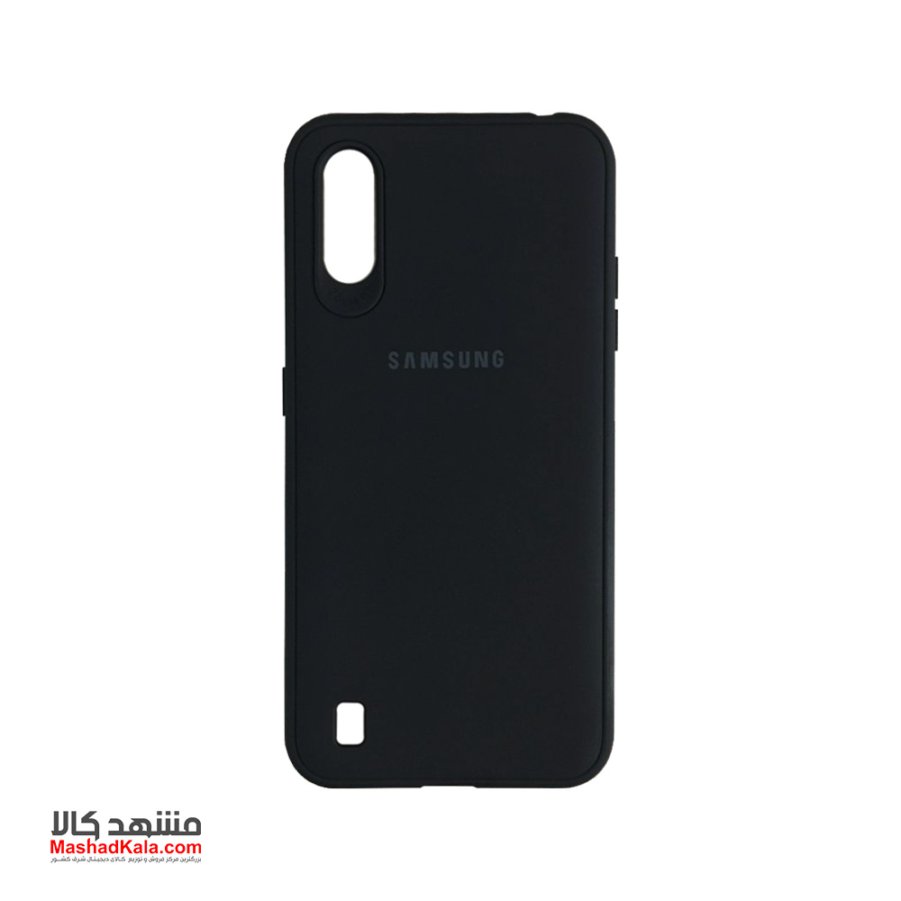 Silicon Cover for Samsung Galaxy A01