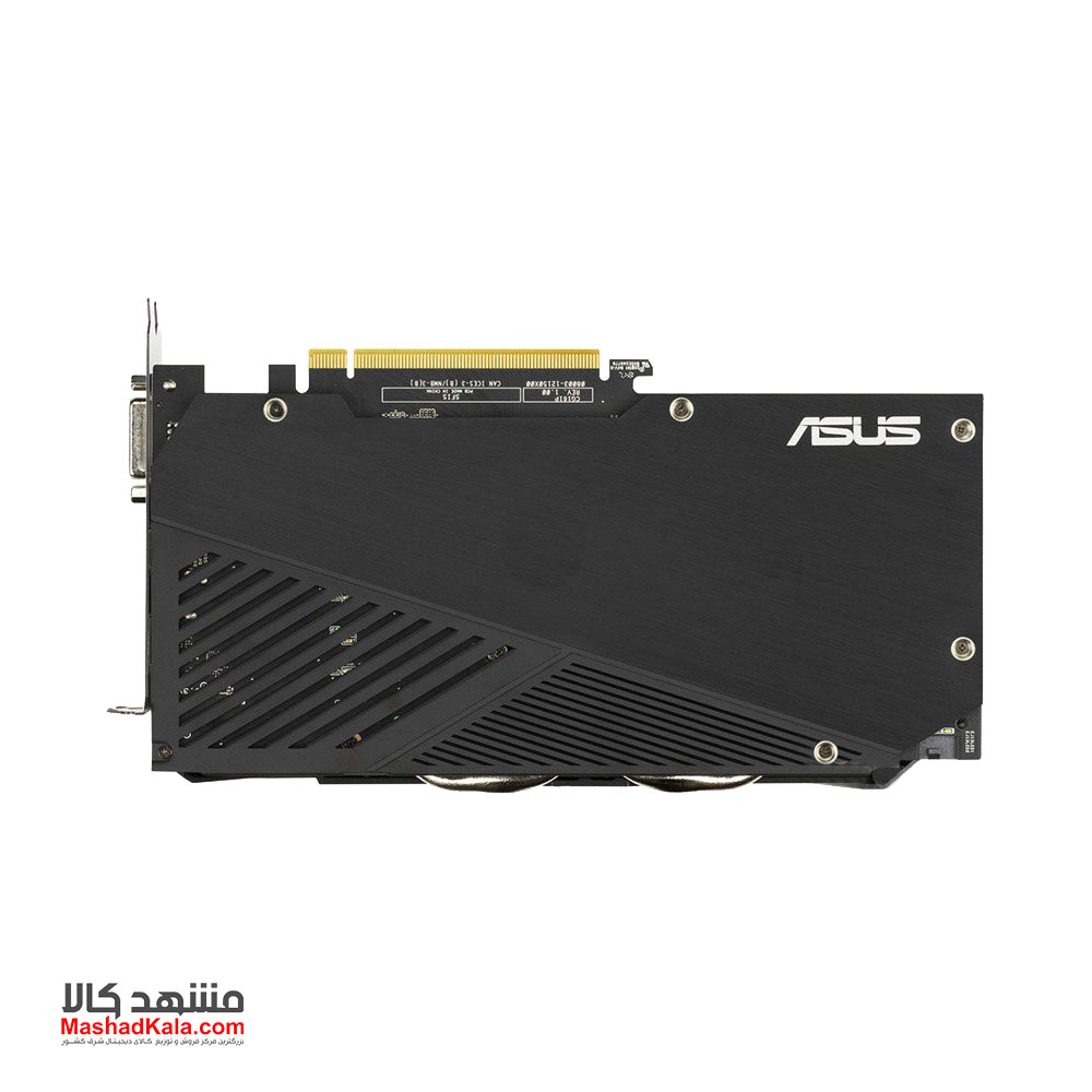 - ASUS Dual -GTX1660-O6G-EVO graphics card