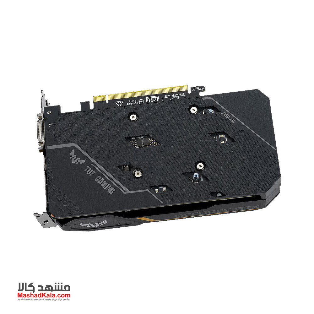 Asus TUF-GTX1650-4G-Gaming