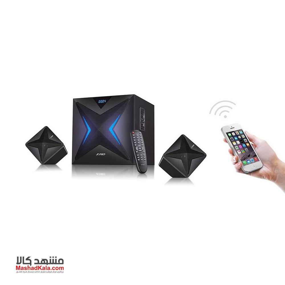 F&D F550X Bluetooth Speaker