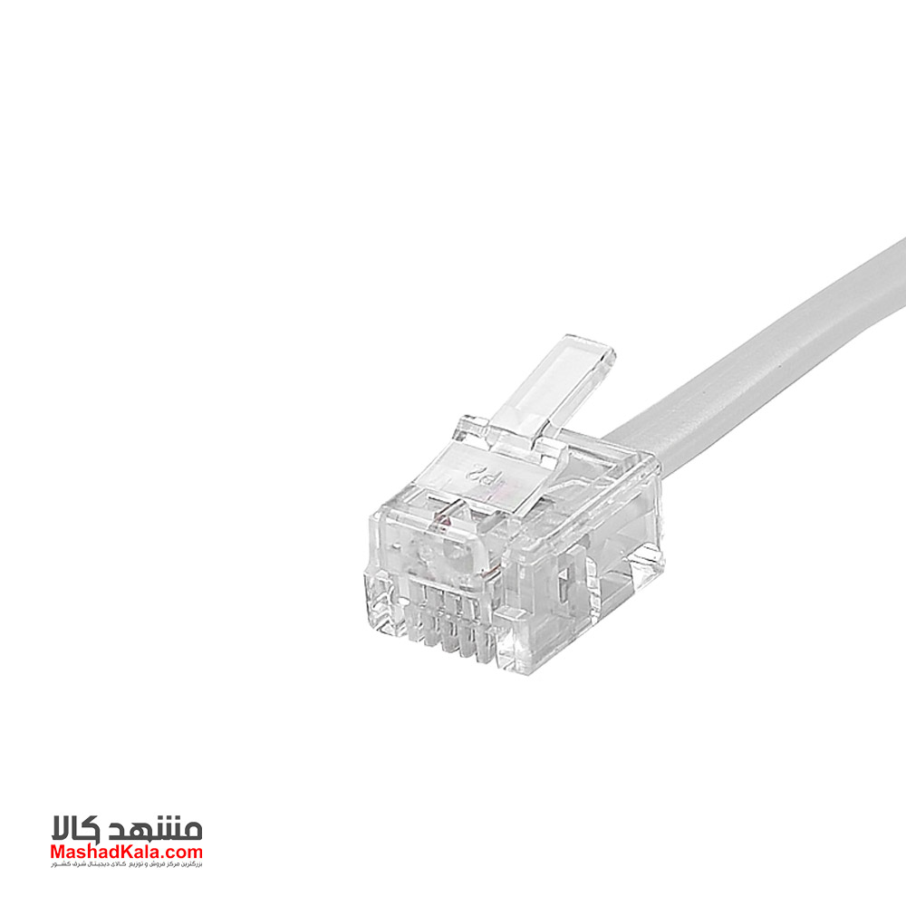 RJ-11 Telephone Cable 4m