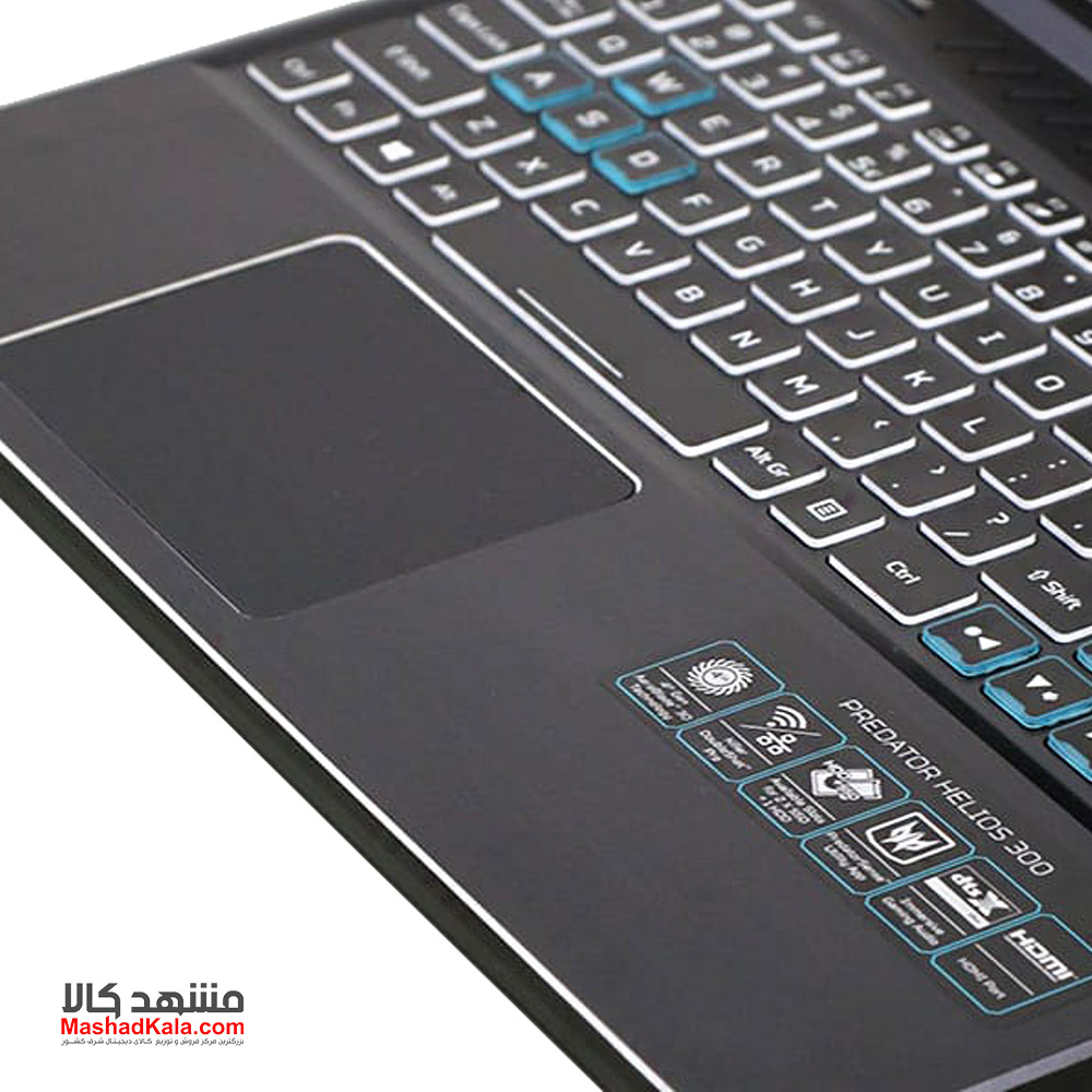 Acer Predator Helios 300 PH315-53-71J7