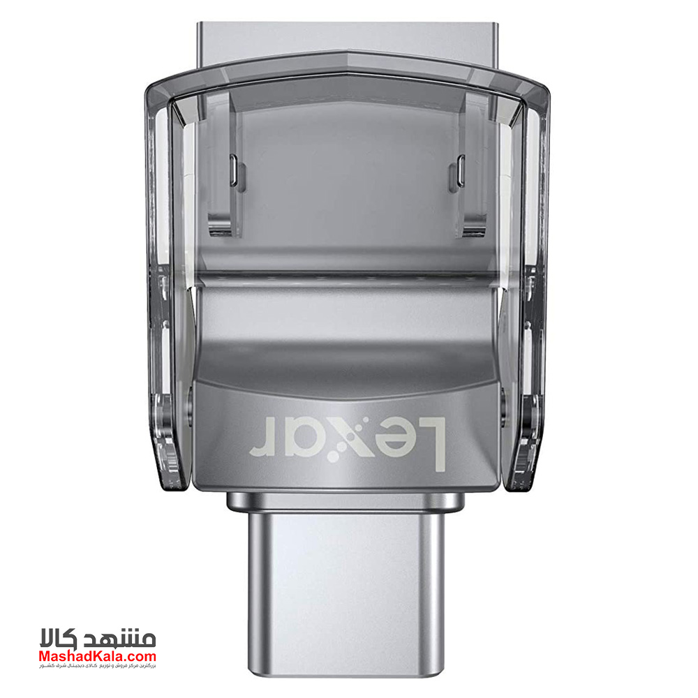 Lexar Jumpdrive Dual Drive D35C