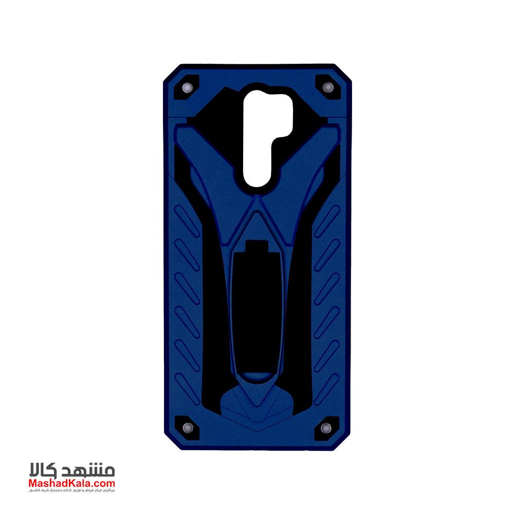 TPU Robotic Cover For Xiaomi Redmi 9