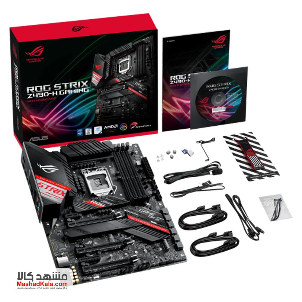 Asus ROG Strix Z490-H