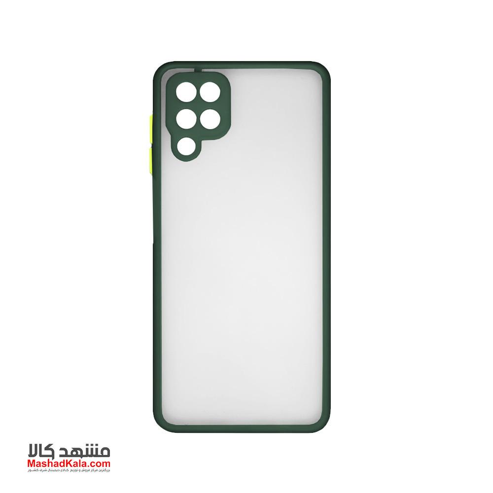 Matte Cover Samsung Galaxy A12