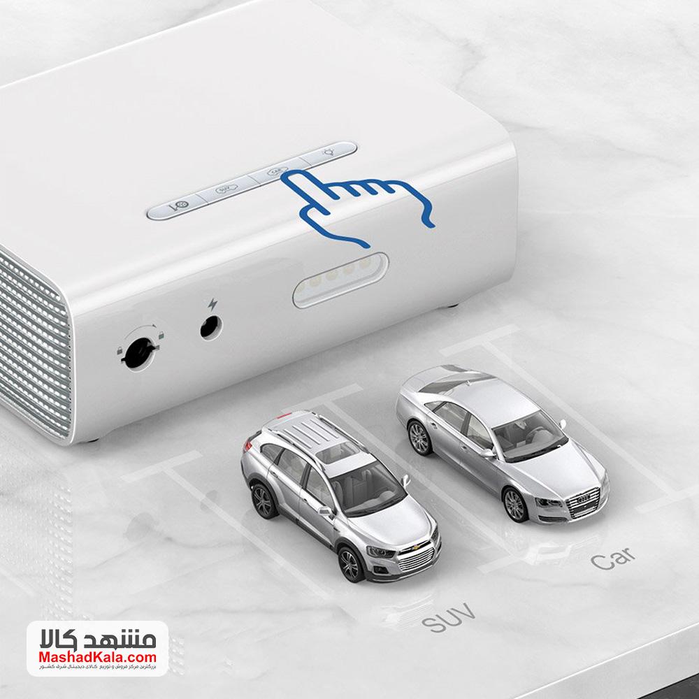 Baseus Smart Inflator CRCQB01