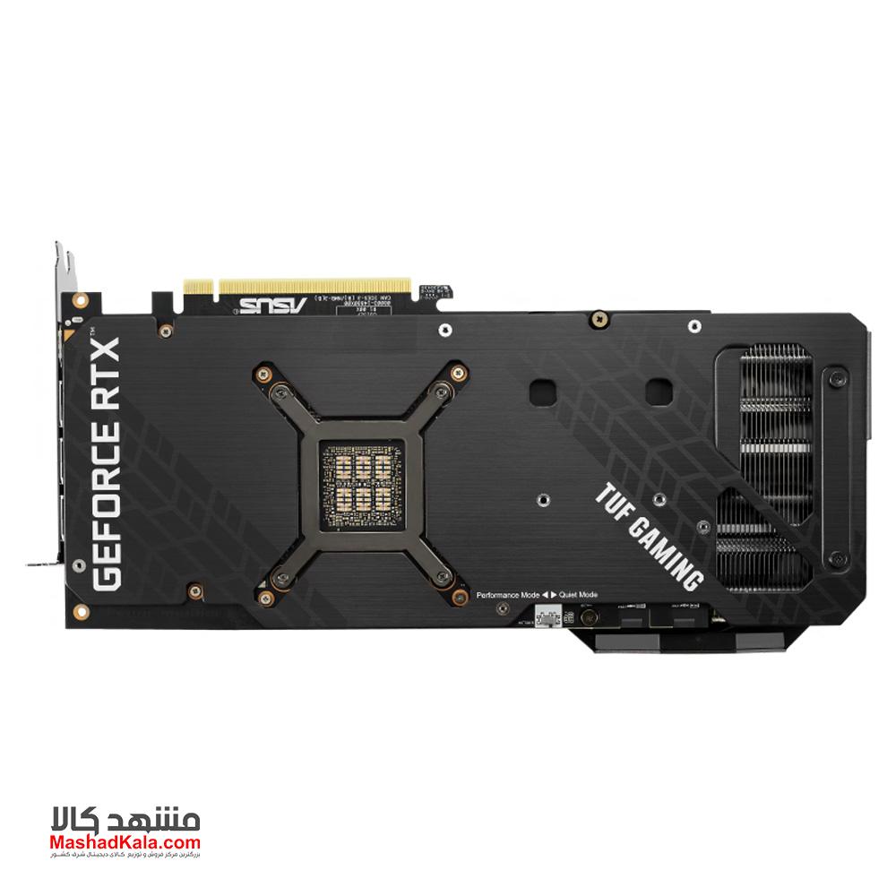 Asus TUF Gaming GeForce RTX 3080 OC Edition