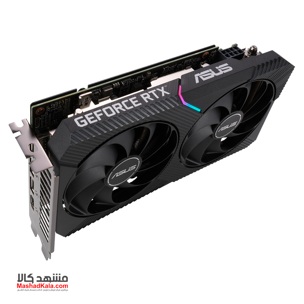 Asus Dual GeForce RTX 3060 Ti MINI 8G