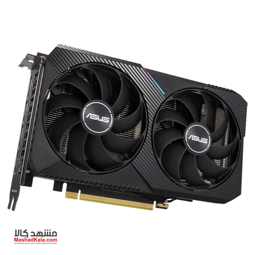 Asus Dual GeForce RTX 3060 Ti MINI OC Edition 8GB