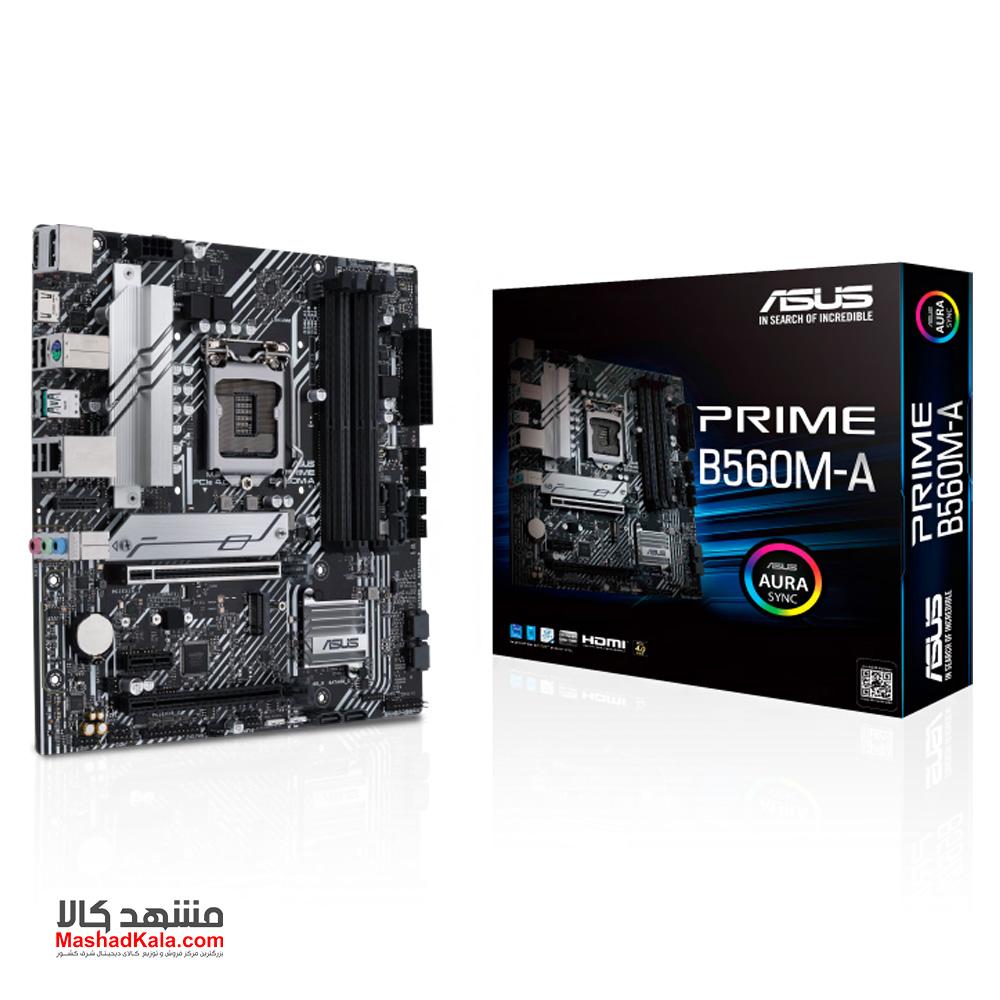 Asus Prime B560M-A/CSM